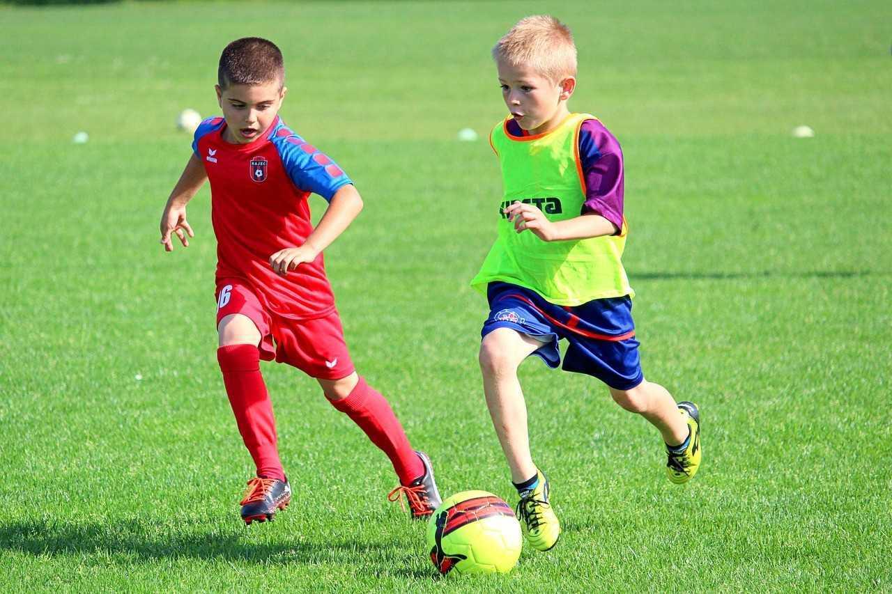 rekreacja ruchowa dziecka