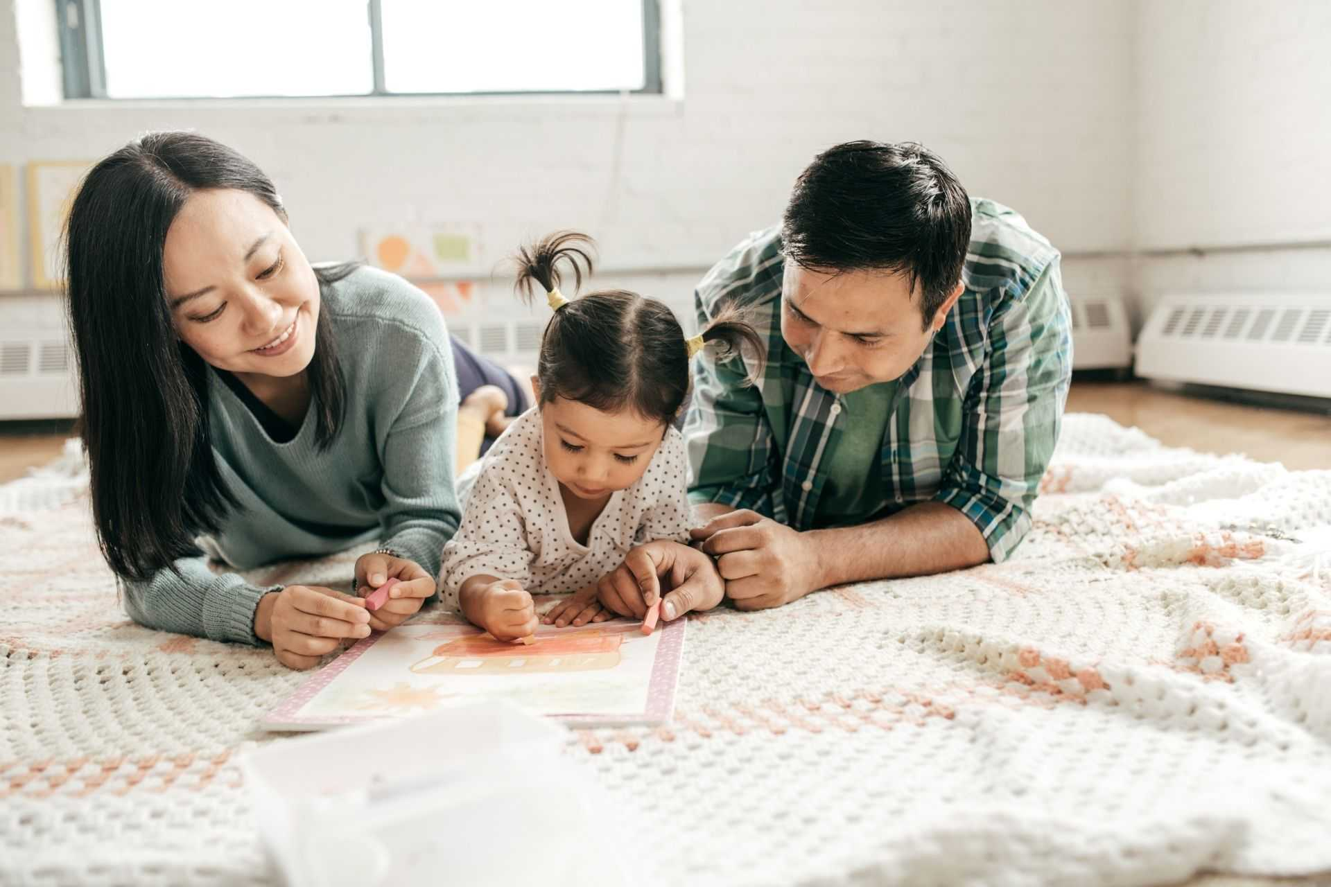 uważność mindfulness dziecko rodzice stawiam na edukacje